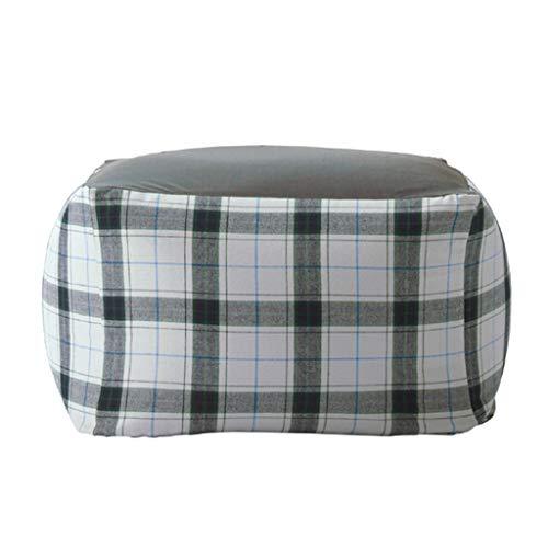 Japanse zitzak, comfortabel, mini-sofa, woonkamer, zacht, voor ligstoel, sofa, afneembare overtrek, voor feesten, kinderen, meerkleurig C