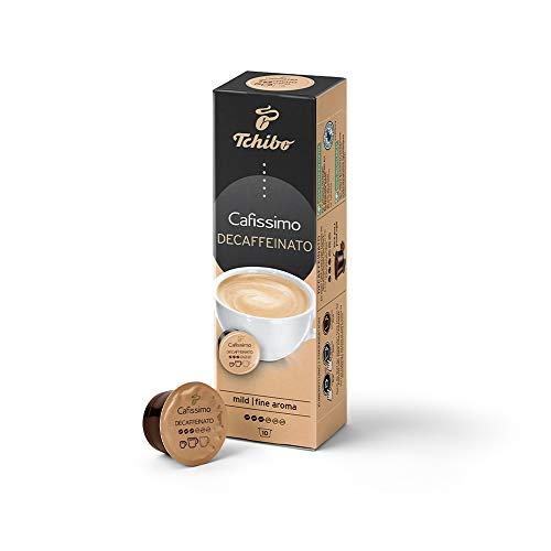 Tchibo Cafissimo Caffè Crema entkoffeiniert Kapseln (10 Stück)