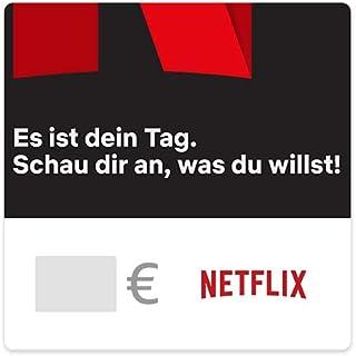 Netflix Geschenkkarte - Gutschein per E-Mail