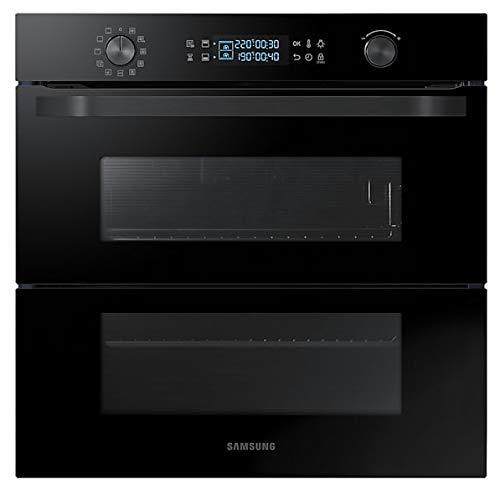 Samsung Einbau-Backofen NV75N567RB1/EO A+ Schwarz/Schwarz