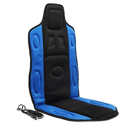 ZXLIFE@@@ autostoel met verwarming, zitkussen met verwarming, houdt warm, instelbaar op lage en hoge temperatuur, geschikt voor auto/vrachtwagen/SUV/RV