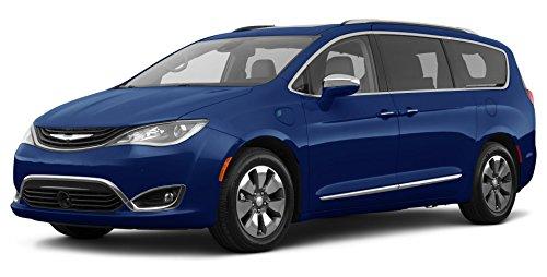 2017 Chrysler Pacifica Hybrid Platinum, Front Wheel Drive, Jazz Blue Pearlcoat