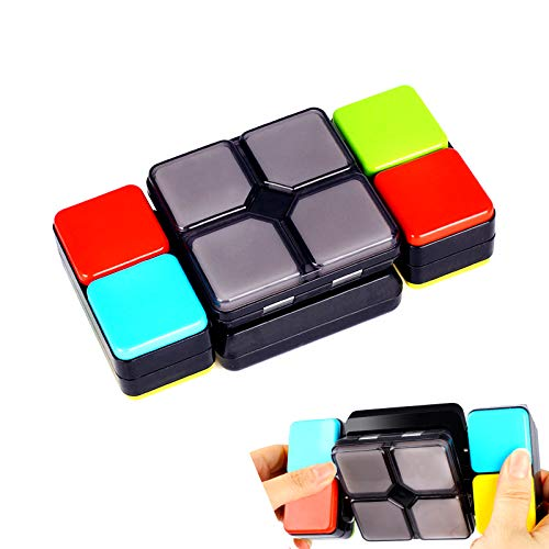 HONGCI Music Magic Cube Toys,Electronic Music Cube Speed Cube Novelty Puzzle Game,Gifts for 6-10 Year Old Boys Girls,Cube Finger Toy for Kids Christmas Birthday Gifts Educational Toys for Children