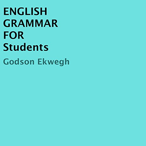 English Grammar for Students audiobook cover art