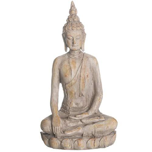Zen et Ethnique Figura de Dios Oriental Asiático