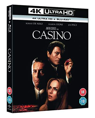 Casino 4K [Blu-ray] [2019] [Region Free]