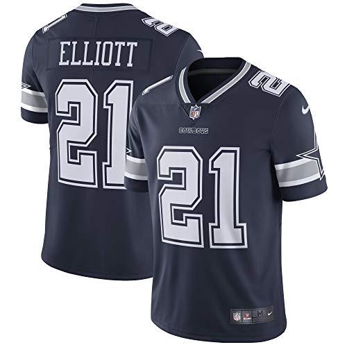 Nike Ezekiel Elliott Dallas Cowboys NFL Vapor Untouchable Limited Jersey - XL