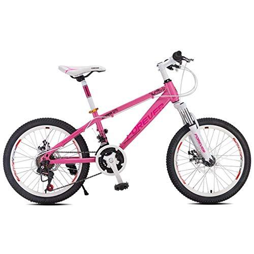 Bicicletas para niños y niñas al aire libre adultos bicicletas bicicleta bicicleta bicicleta para niños y niñas (color: amarillo)