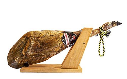 イベリコ豚専門店スエヒロ家 ハモン・イベリコ・デ・ベジョータ (原木 骨付きブロック 不定貫約7-8キロ)