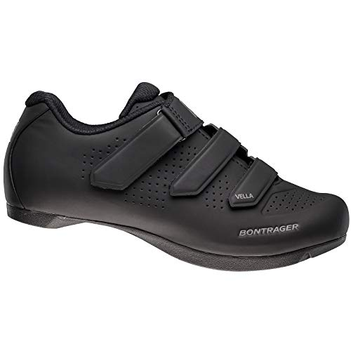 Bontrager Vella Damen Rennrad Fahrrad Schuhe schwarz 2021: Größe: 36