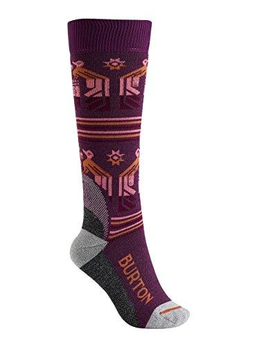 Burton Women's Trillium Socks, Starling, Small/Medium
