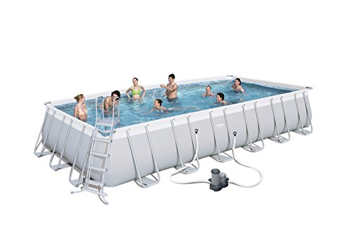 Bestway Frame Pool Power Steel Set 732x366x132 cm