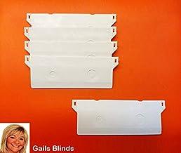 """5/"""" Vertical Blind 20 Poids /& Blanc Bas Chaîne Stores Pièces De Rechange Pièces de Réparation"""