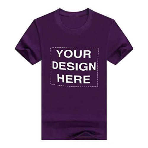 Camiseta personalizada para niños con texto o diseño de imagen personalizado camiseta niños DIY personalizar camiseta,Camiseta de manga corta para niños adolescentes