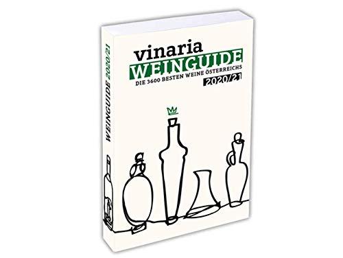 Vinaria Weinguide 2020/21: Die 3600 besten Weine Österreichs