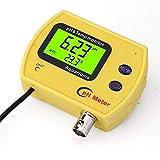 Sbeautli Instrumento de medición de PH PH PH Instrumento de Calidad del Agua Calidad del Agua Control y Análisis de Calidad del Agua Instrumento medidor de pH Medidor de Prueba de Calidad del Agua