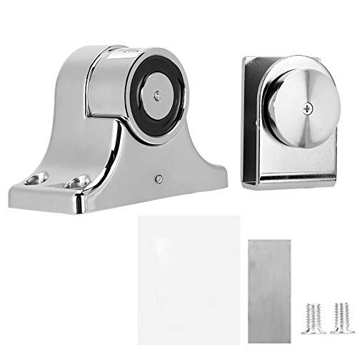 DAUERHAFT Sistema de la Puerta cortafuego del Tenedor de la Puerta cortafuego, para la Estructura Simple, para la Seguridad en el hogar(DC24V)
