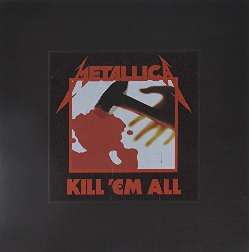 Kill 'Em All (Remastered) (Deluxe Boxset) (4LP/5CD/1DVD w/book and patch) by Metallica