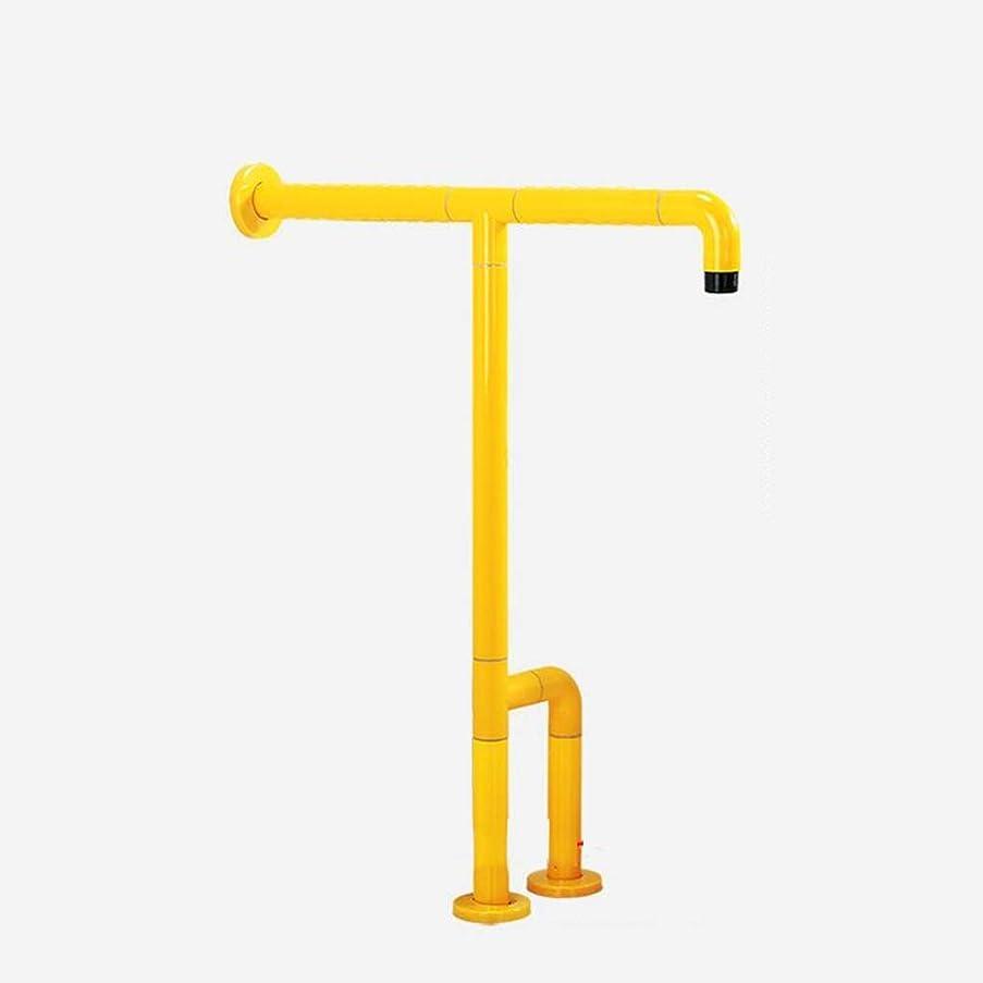 通知疾患キャンプバリアフリーナイロン手すり、身障者用手すり、色:黄色