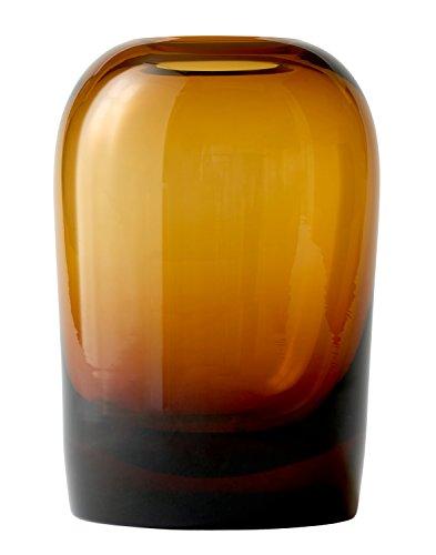 Menu Troll Vase L, Bernstein H 19cm, Ø 13cm