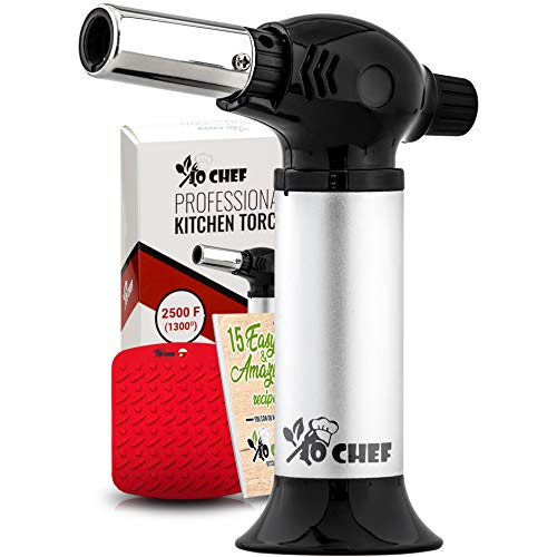 Jo Chef Culinary Butane Torch