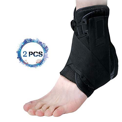 Sprunggelenkbandage,Fersensporn Bandage,Knöchelbandage Spitze bis mit Seite Stützen,Kreuz zusätzlichen Befestigung Gürtel Stärke Schutz,Hilft Verstauchungen verhindern oder sich diesen erholen