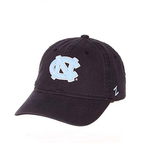 Zephyr Adult NCAA All American Relaxed Adjustable Hat North Carolina Tarheels Navy