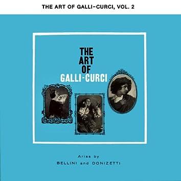The Art Of Galli-Curci, Vol. 2