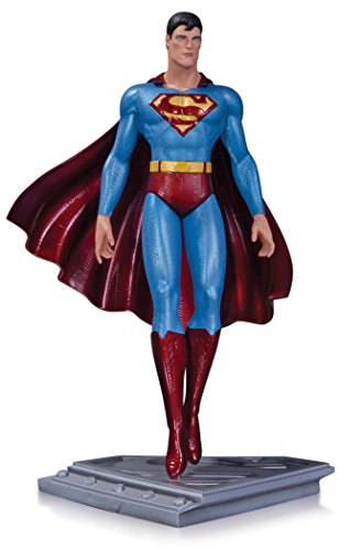 DC-Statue Superman Homme d'acier par Moebius
