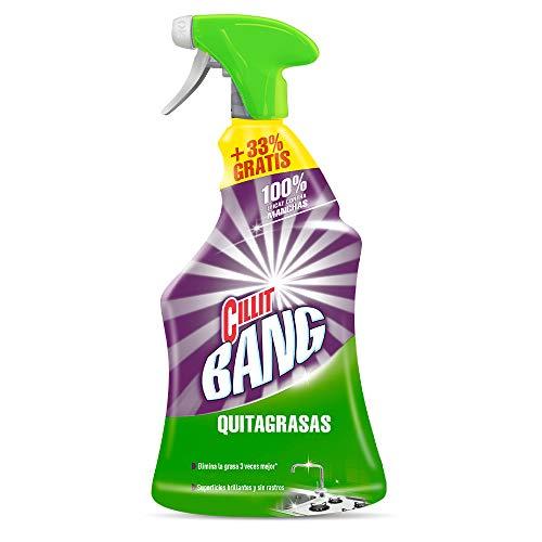 Cillit Bang - Spray Quitagrasas, para cocinas - 750 ml