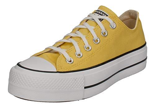 CONVERSE - CTAS Lift OX 568627C Butter Yellow