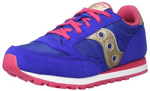 Saucony Jazz Original Blue Gold, Sneakers Stringata, Bambina Ragazza (36 EU)