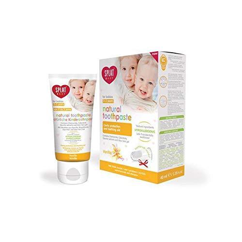 SPLAT BABY natuurlijke tandpasta voor kinderen