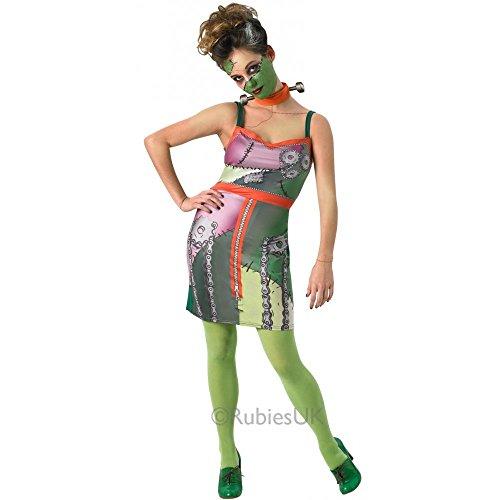 Vestido De La Novia De Frankenstein