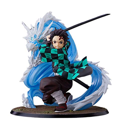 Matilda Figura Genuina Demon Slayer, Kamado Tanjirou, versión de Lujo del Modelo dominante de muñeca de Gran Movimiento
