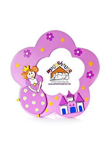 Mousehouse Geschenken voor kinderen roze prinses foto fotolijst voor meisjes