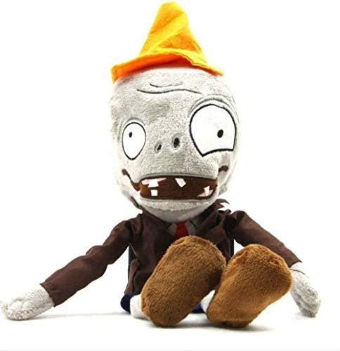 Piante Vs.Zombies Peluche 30Cm, Cartone Animato Zombies Doll Toy