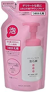 【まとめ買い】コラージュフルフル 泡石鹸 ピンク つめかえ用 210mL×5 個セット (医薬部外品)