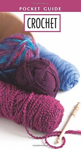 LEISURE ARTS Crochet Pocket Guide 56005