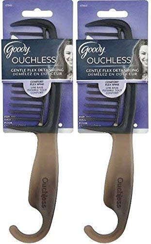 Goody Ouchless Shower Comb - Color May Vary - 2 Count