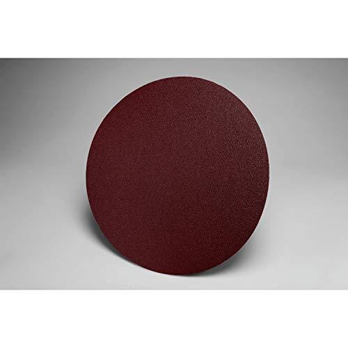 3M PSA Cloth Disc 348D, 60 X-weight, 12 in x NH, Die 1200B