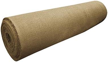 "40"" Wide X 100 Yard Long Natural Burlap Roll"