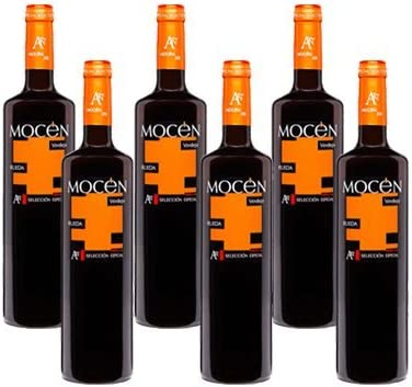 Mocen Seleccion Especial Verdejo - Vino Blanco - 6 Botellas