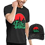 Photo de AYYUCY Homme T- T-Shirt A Tribe Called Quest Mans Crewneck Ultra Cotton Comfort Short Sleeve Adult Tee