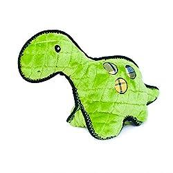 4. ZippyPaws Z-Stitch Grunterz Durable Stuffed Squeaky Dog Toy