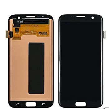 LCD Display Digitizer Touch Screen Assembly for Samsung Galaxy S7 Edge G935A G935V G935P G935T G935F  Black