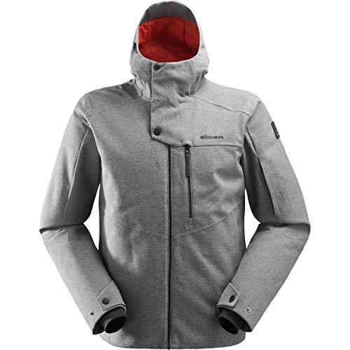Eider Herren EIV4414 Jacke, Misty Grey, FR : M (Taille Fabricant : M)