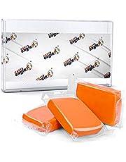 EASY EAGLE Klei Bar Kits voor auto, 3 x 100 g Magic Clay Bar Cleaner voor Auto Polijsten, wassen, waxen, afstoffen