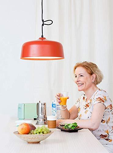 Lampe de luminothérapie plafonnier Candeo Innosol Rouge