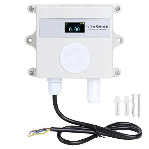 Rs-O3-N01-Oled-10P (Typ 485) Aquakultur-Gasdetektionsgerät Ozonsender mit Anzeige Dc10-30V für Lebensmittelindustrie, Vieh- und Geflügelzucht, landwirtschaftliche Gewächshäuser, Aquakultur usw.
